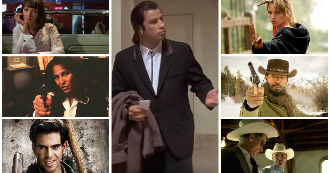 Comment les films de Quentin Tarantino sont-ils liés exactement ?