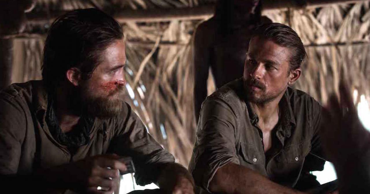 Charlie Hunnam n'a pas réussi à sympathiser avec Robert Pattinson sur The  Lost City of Z | Premiere.fr