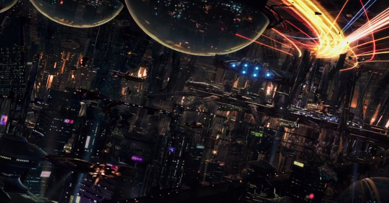 Dans les coulisses de Valérian et la Cité des mille planètes