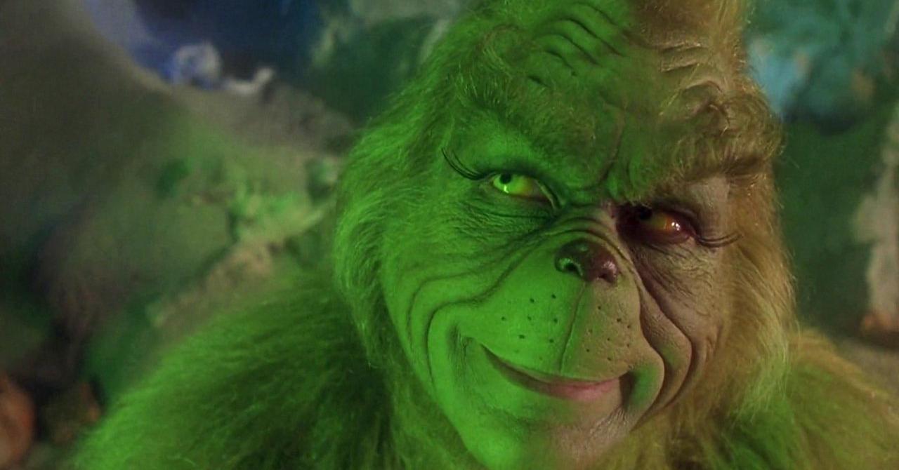 Le Grinch  le maquilleur de Jim Carrey a fini en thérapie