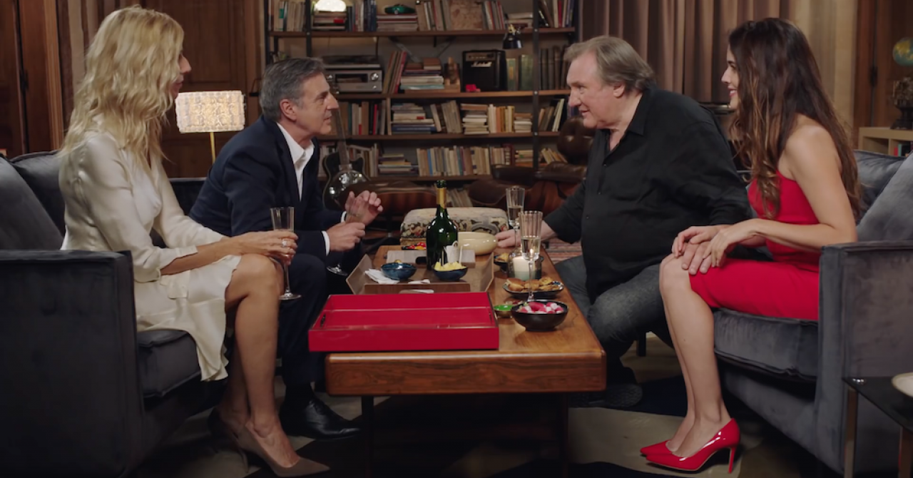 Read more about the article In love with my wife: The disappointment, despite the casting Daniel Auteuil-Gérard Depardieu-Sandrine Kiberlain [critique]