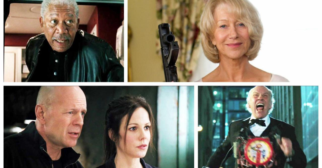 Read more about the article Bruce Willis, Helen Mirren, John Malkovich and Morgan Freeman have a blast in Red [critique]
