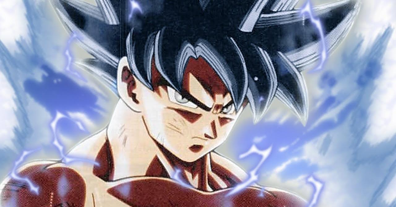Decouvrez La Nouvelle Transformation De Goku Dans Dragon Ball Super Premiere Fr