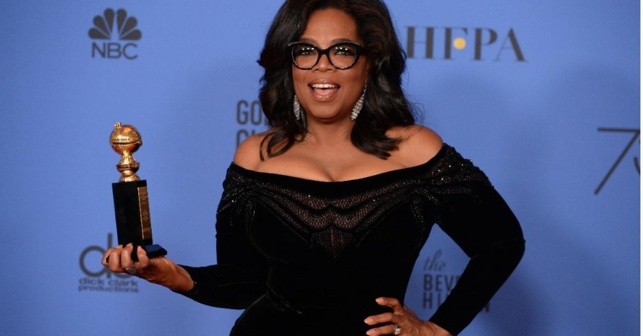 Oprah Winfrey sera la star d'une nouvelle série HBO engagée