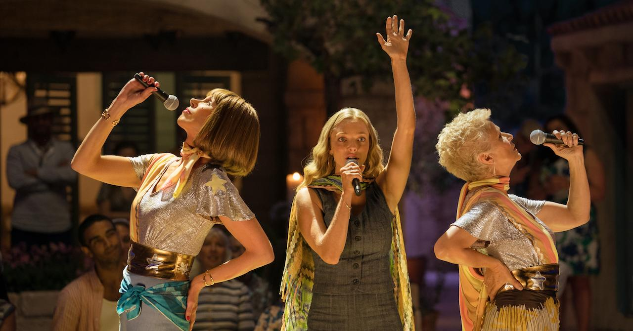 Read more about the article Mamma Mia 2: Lily James is very convincing in young Meryl Streep [critique]