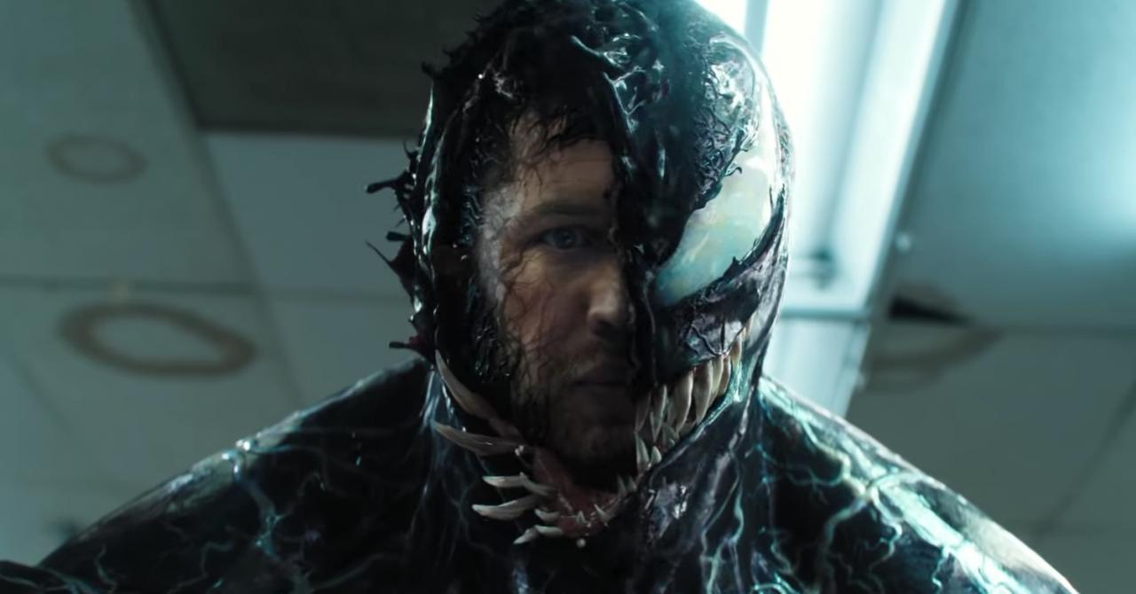 Read more about the article Venom: big teeth, short film [critique]