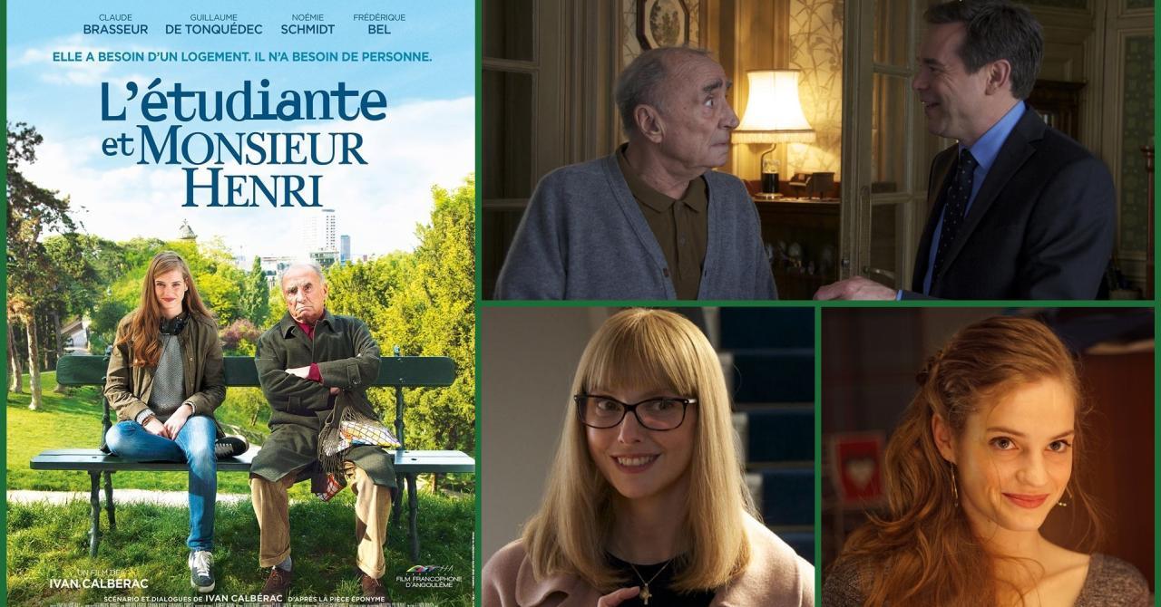 """L'Etudiante et Monsieur Henri : C'est ce qu'on appelle du """"cinéma de papa"""" [critique]"""