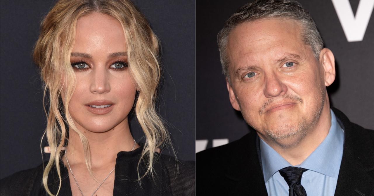 La nouvelle comédie d'Adam McKay avec Jennifer Lawrence sera sur Netflix