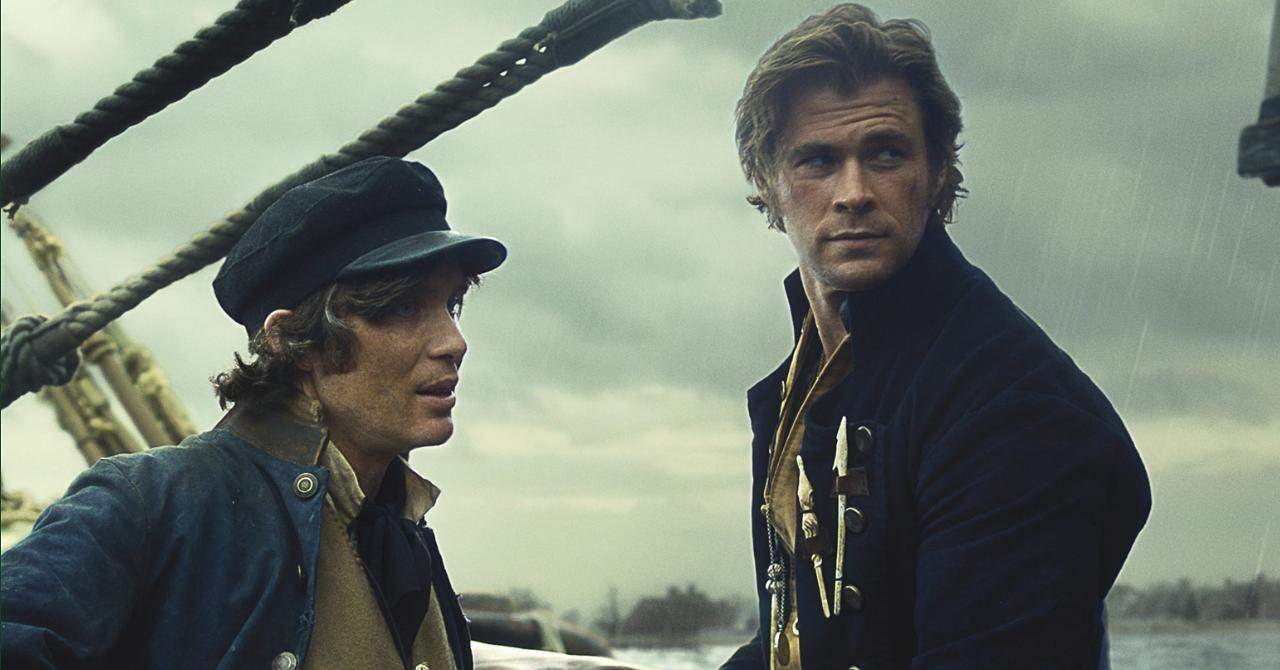 Read more about the article At the Heart of the Ocean: A rich, awe-inspiring and exciting film like a psychopathic Master and Commander [critique]