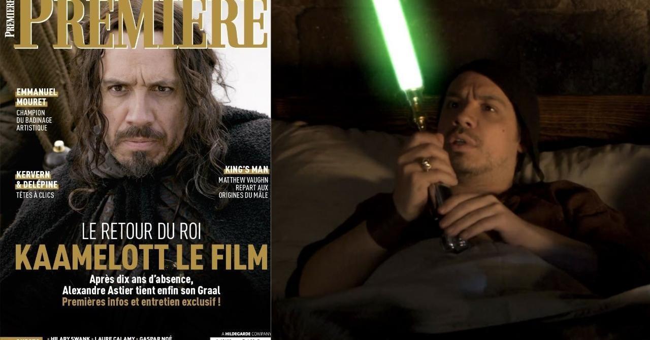 """Alexandre Astier : """"Star Wars, eh bien… j'en ai plus rien à secouer!"""""""