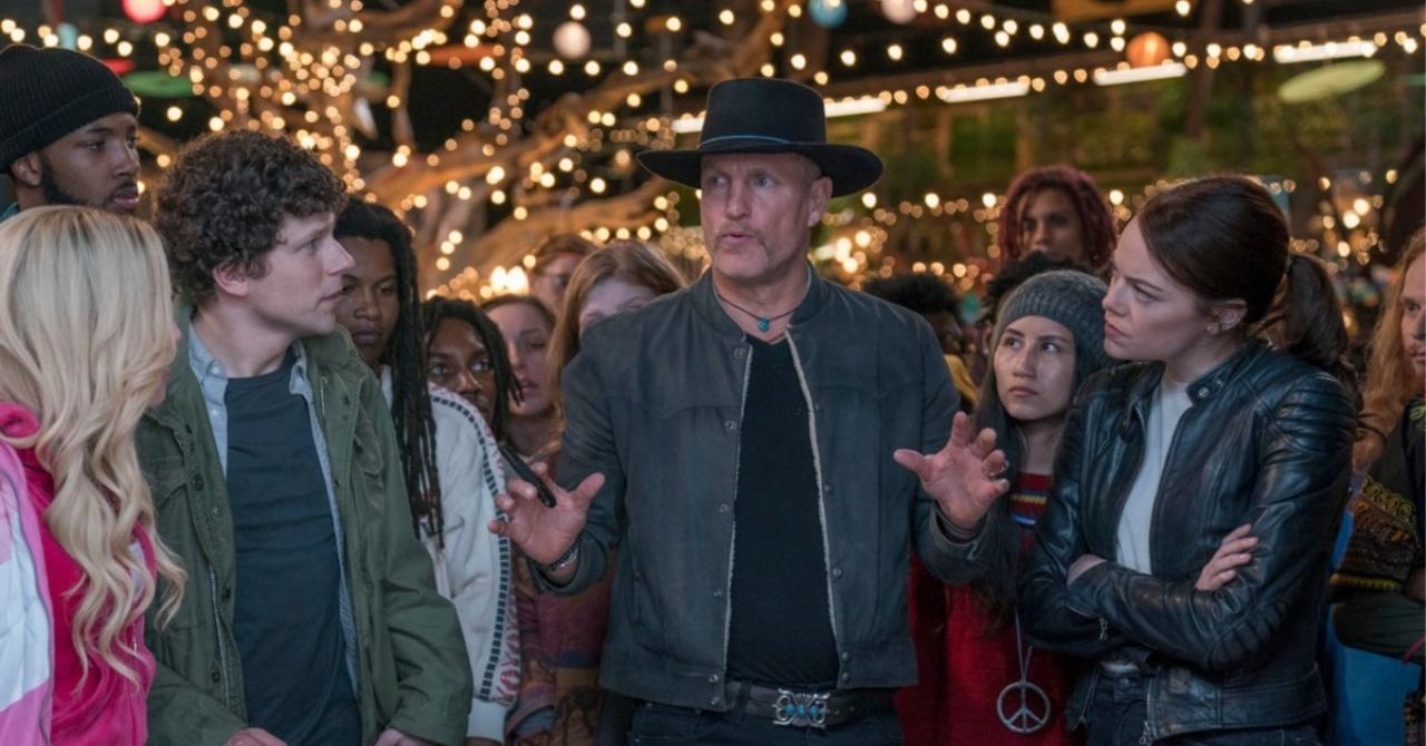 """Woody Harrelson : """"Des zombies ? Vraiment ? Je suis tombé si bas ?"""""""
