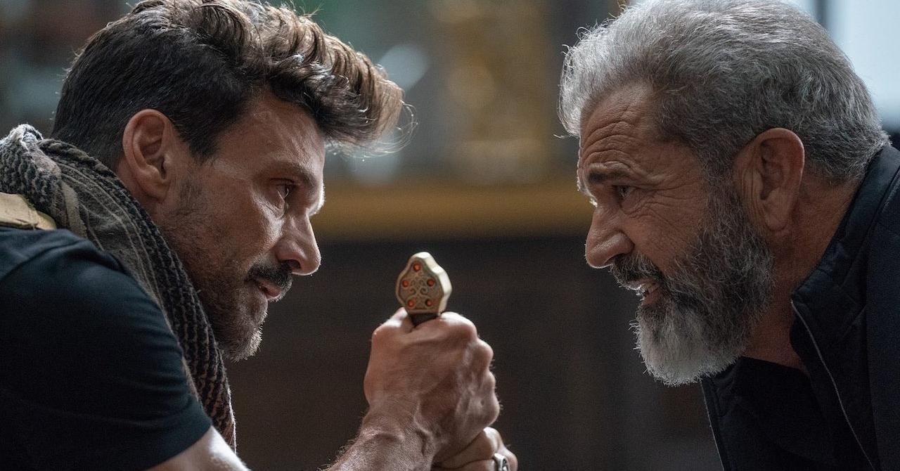 Read more about the article Boss Level: What is the time loop movie with Mel Gibson and Frank Grillo worth? [critique]