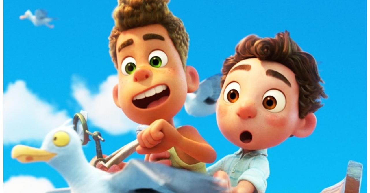 Read more about the article Annecy 2021: Luca is Pixar's Call Me by Your Name [critique]