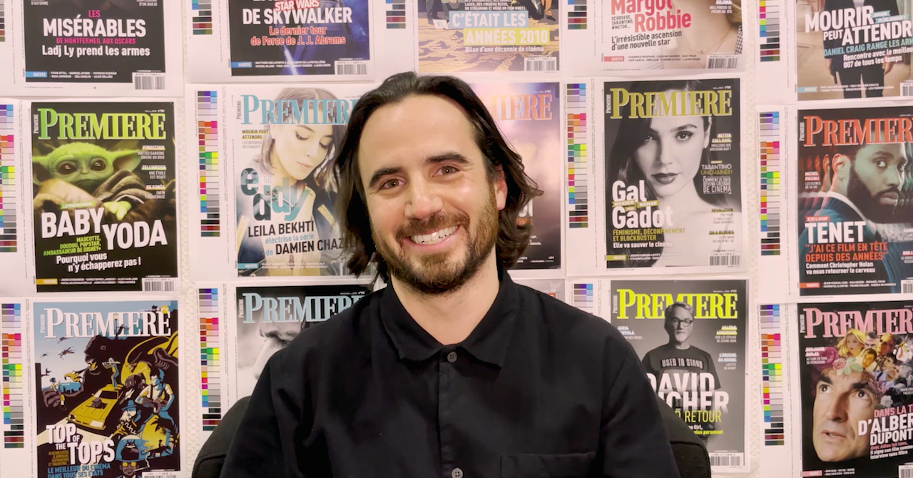 Le Peintre : Jean-Baptiste Braud revient sur son court-métrage réalisé avec un iPhone 12 pro - Premiere.fr