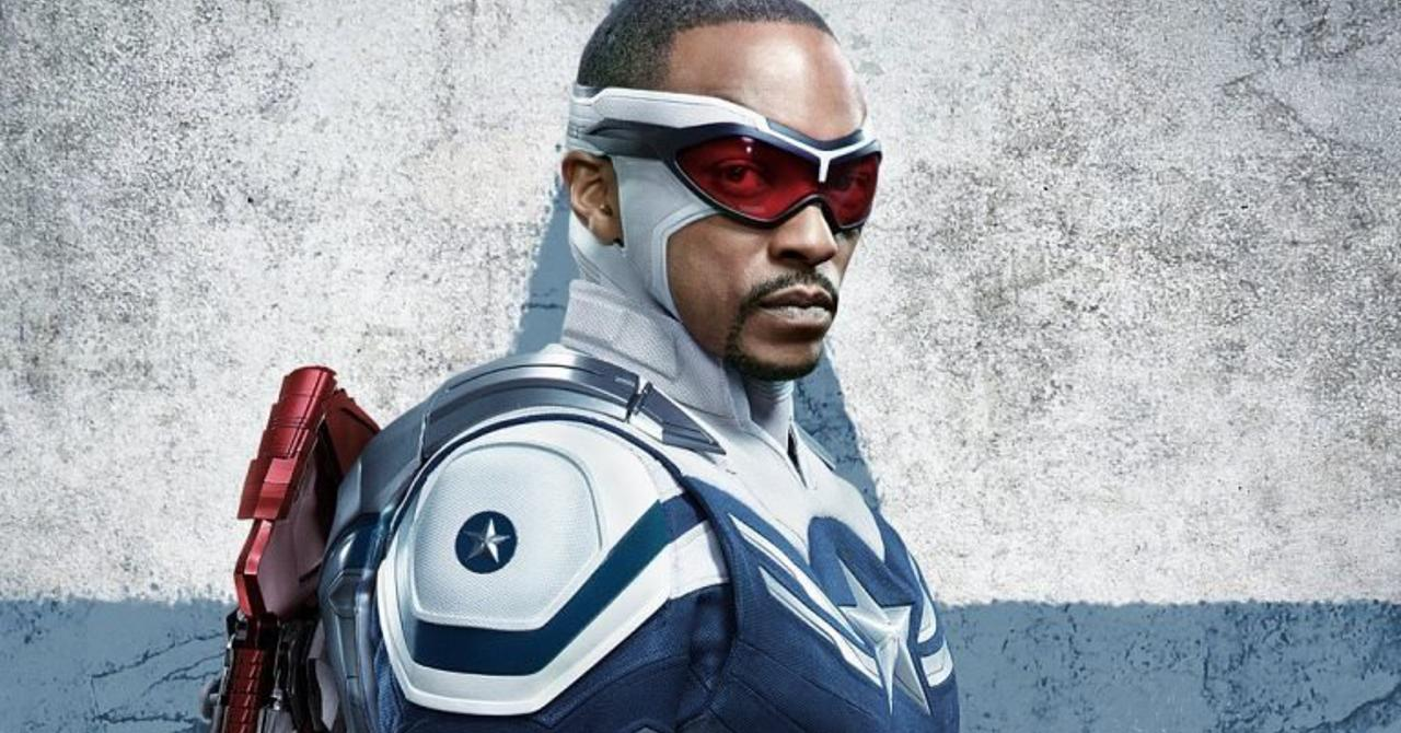 """A black Captain America in the MCU: """"I had to pinch myself to believe it"""" [exclu]"""