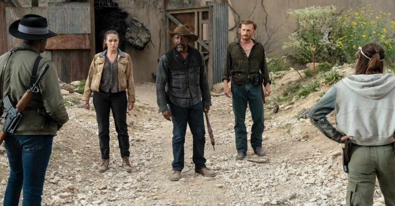 Fear the Walking Dead, saison 6 : la mort surprise de (spoiler) expliquée