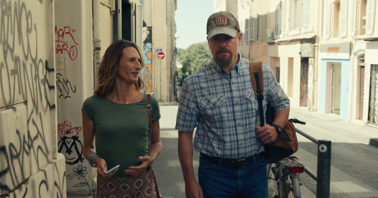 Read more about the article Cannes 2021: Matt Damon shines in Stillwater, Marseille's true-false thriller [critique]