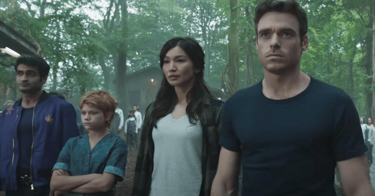 Chloe Zhao explique pourquoi Les Éternels ne se sont pas battus contre Thanos