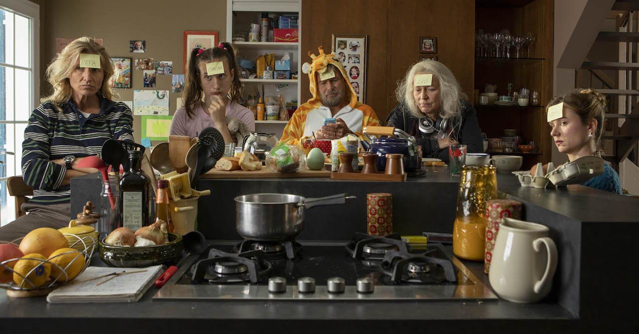 Le Sens de la famille : Alexandra Lamy et Frank Dubosc changent de corps dans la bande-annonce