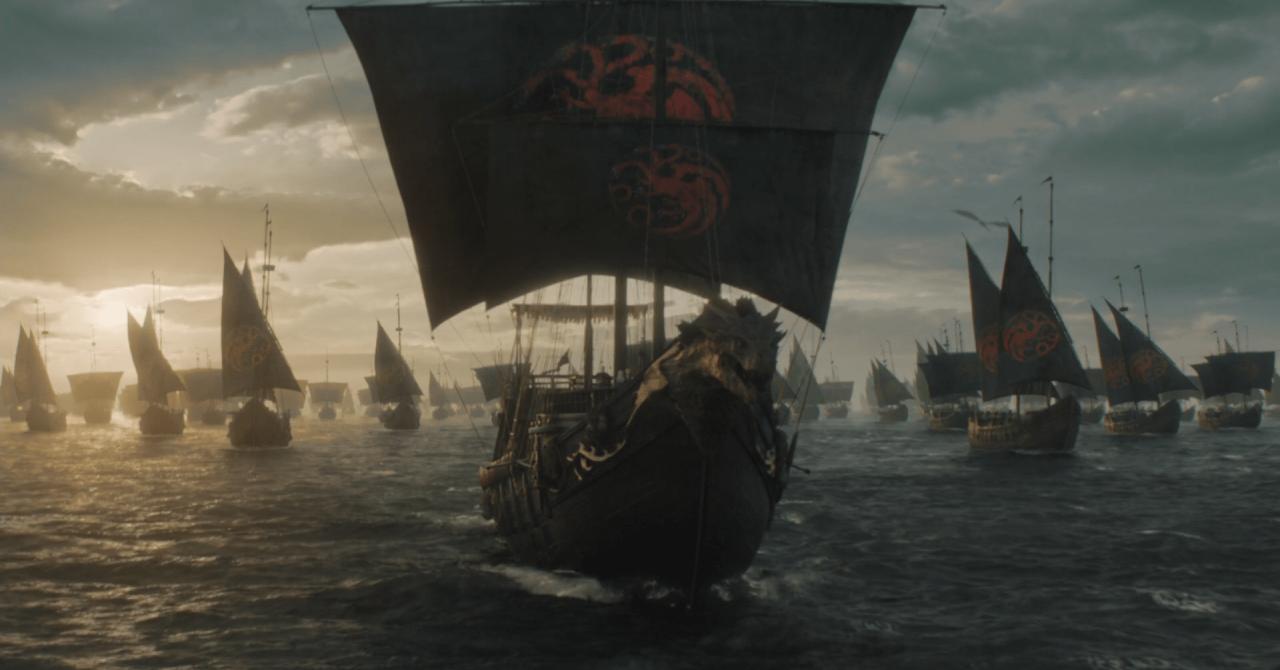 L'Empire Doré de Yi Ti au centre d'un nouveau spin-off de Game of Thrones ?