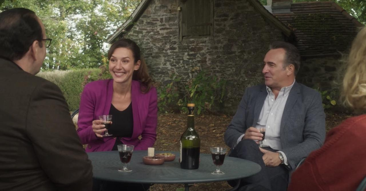 Read more about the article Presidents: Nicolas Sarkozy and François Hollande have lunch in the countryside [extrait]