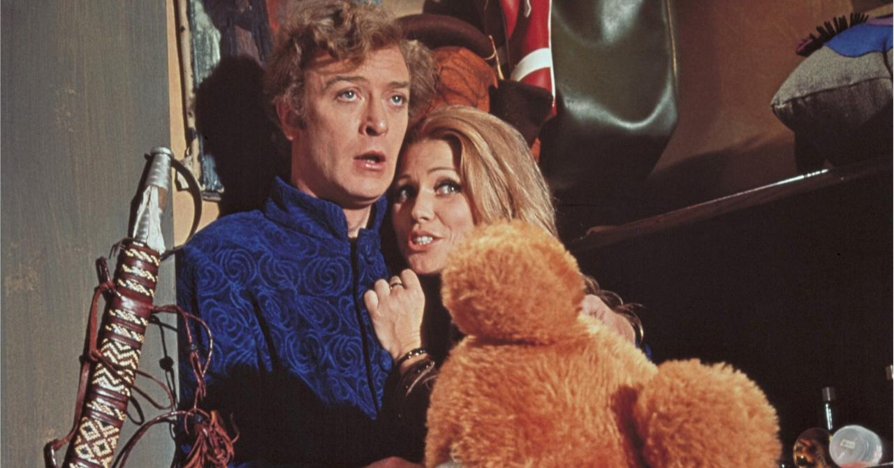 Read more about the article L'Or goes out, with Michael Caine, is all about parody action and total madness [critique]