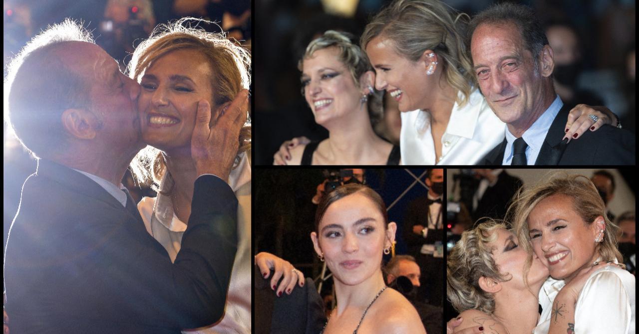 Cannes 2021 : Julia Ducournau triomphe avec Titane [photos]