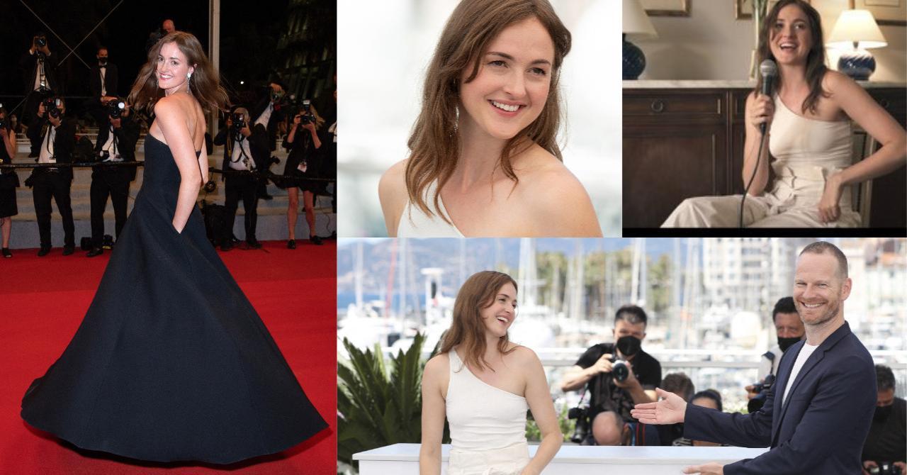 Cannes 2021 : Renate Reinsve, l'éblouissante révélation de Julie (en 12 chapitres)