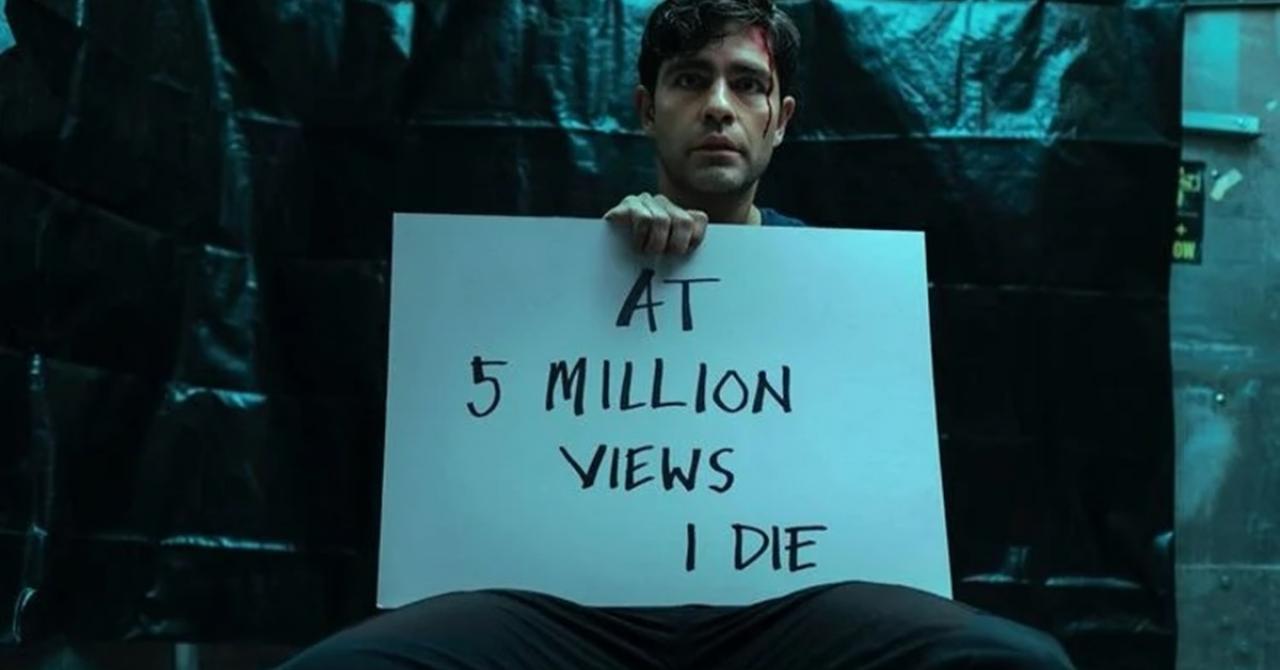 À 5 millions de vues, il meurt ! Bande-annonce de Clickbait sur Netflix
