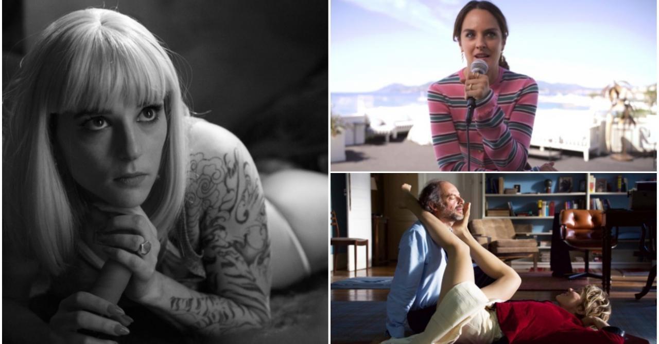Cannes 2021 – jour 9 : Podalydes bombe sexuelle, Jacques Audiard, Noémie Merlant