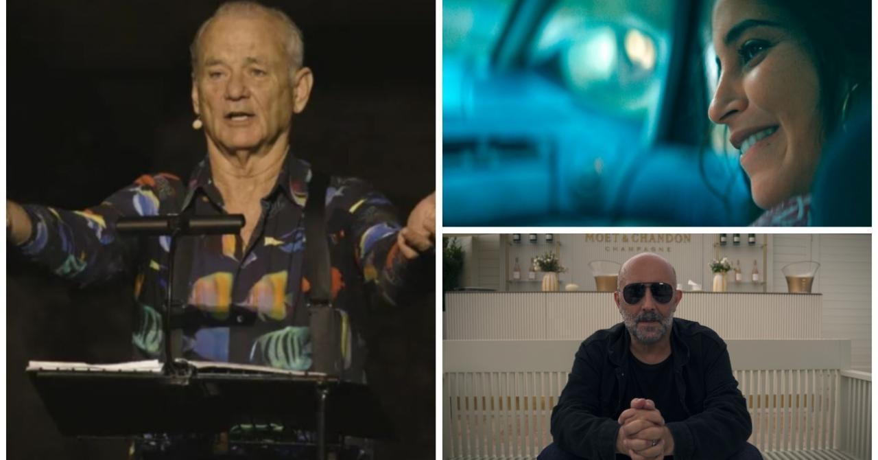 Cannes 2021 – jour 11 : Bill Murray chanteur, Gaspar Noé et Dario Argento, Les Intranquilles