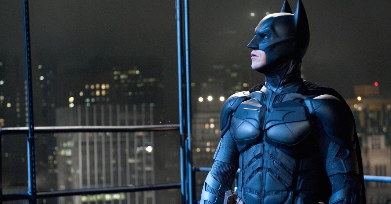 Christopher Nolan a refusé d'inclure son Dark Knight dans un DC Universe