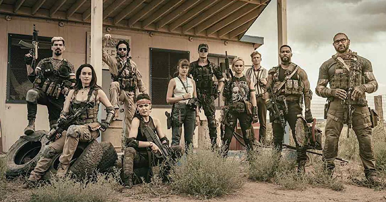 Army of the Dead a fait un carton d'audience sur Netflix