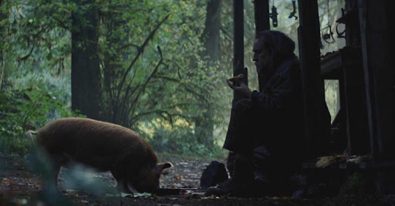 Pig : Nicolas Cage est surpris par les excellentes critiques de son dernier film