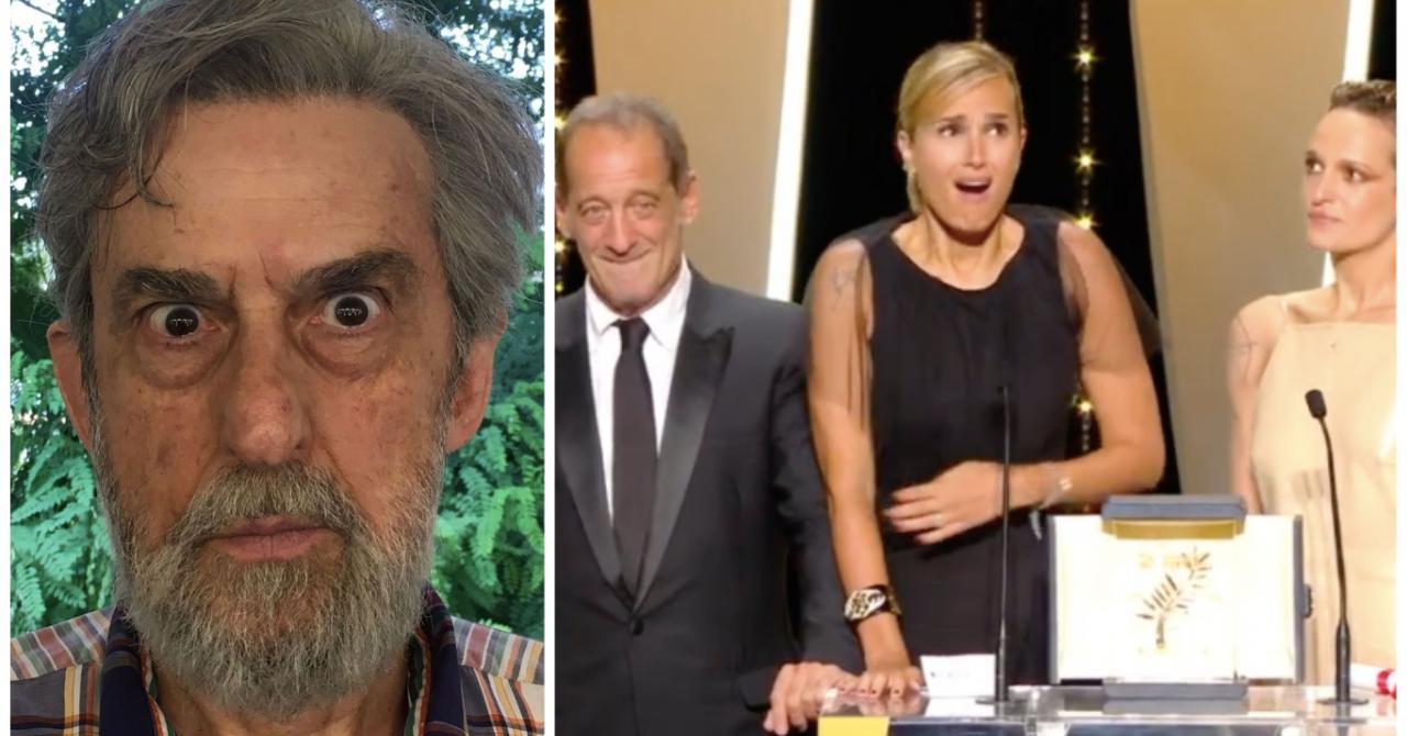 Nanni Moretti : sa réaction hilarante à la Palme d'Or de Titane