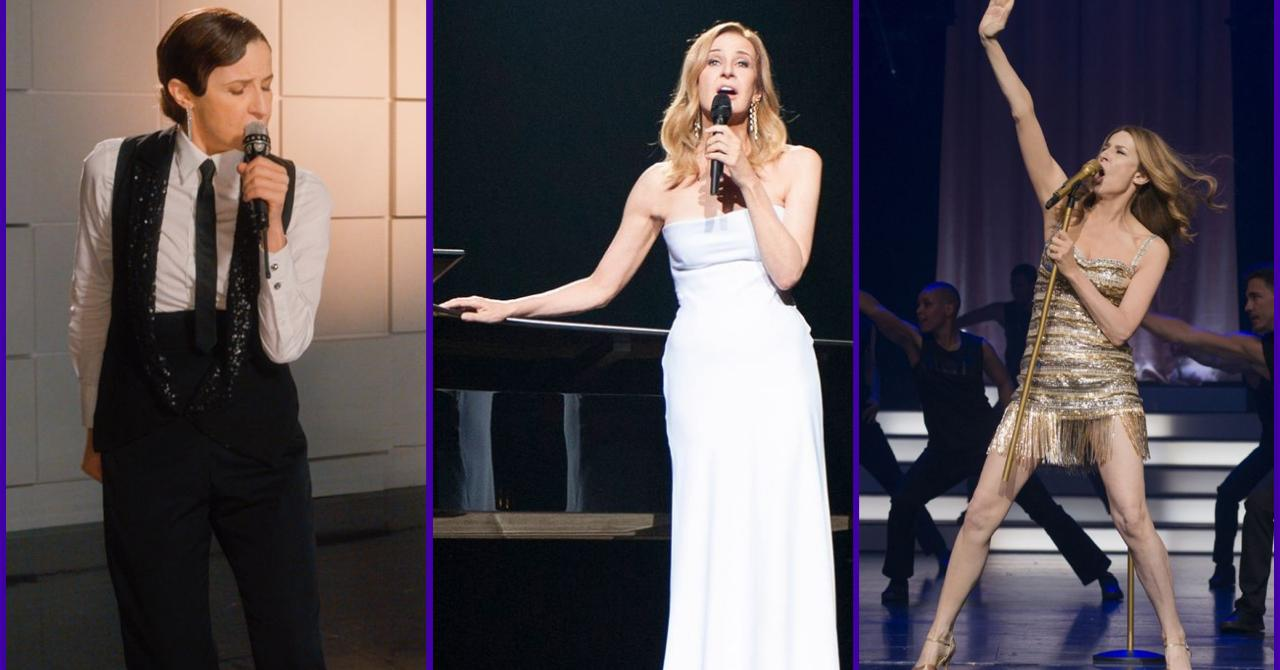 """Valérie Lemercier : """"Aline est une vision à la fois fidèle et fantasmée de Céline Dion"""""""