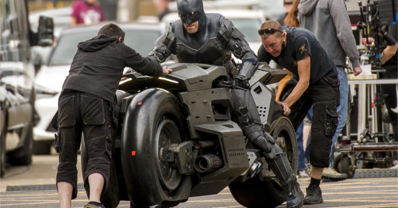 The Flash : tournage interrompu après un accident entre un caméraman et la doublure de Batman