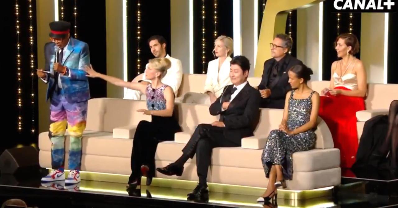 Cannes 2021 : Quand Spike Lee annonce la Palme d'Or prématurément !