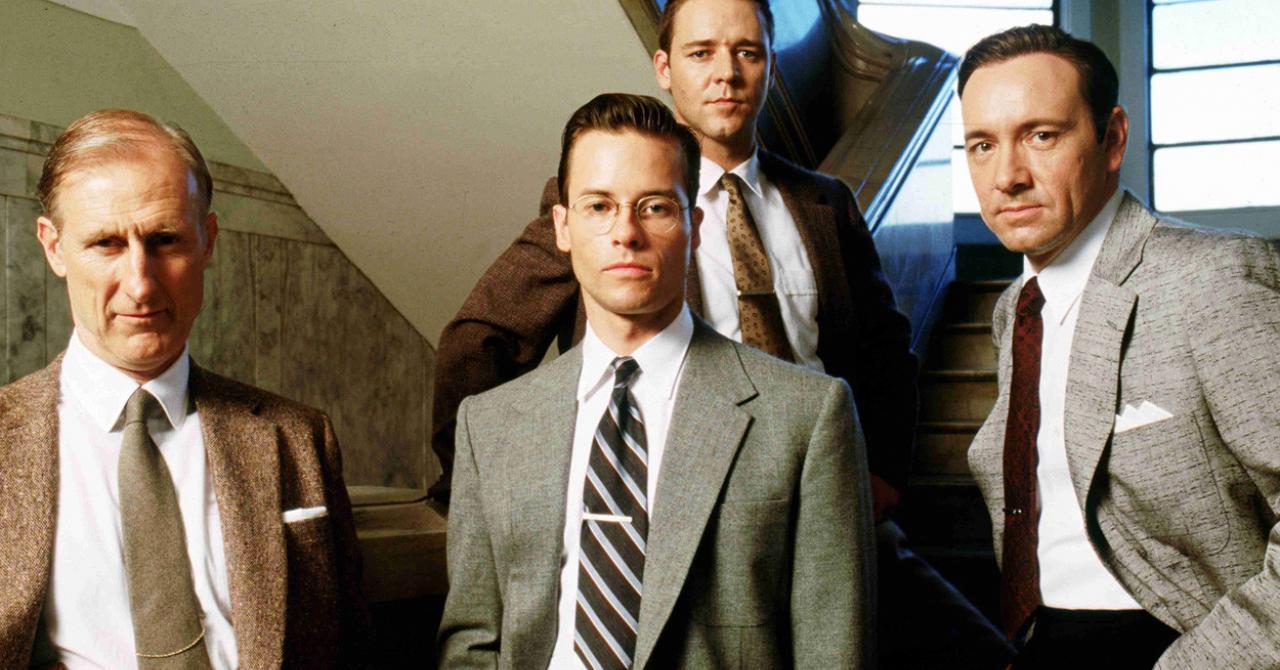 L.A. Confidential : Warner Bros. a refusé une suite avec Russell Crowe et Chadwick Boseman