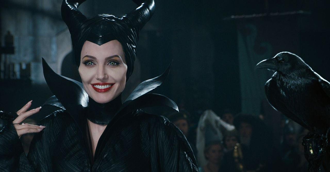 """Angelina Jolie – Maléfique : """"Dans tout ce que je fais, j'essaie de rester fidèle à certaines valeurs"""""""