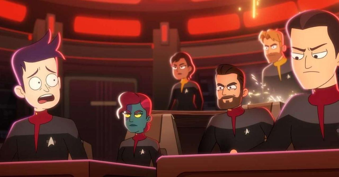 La saison 2 de Star Trek: Lower Decks dévoile sa date et son trailer