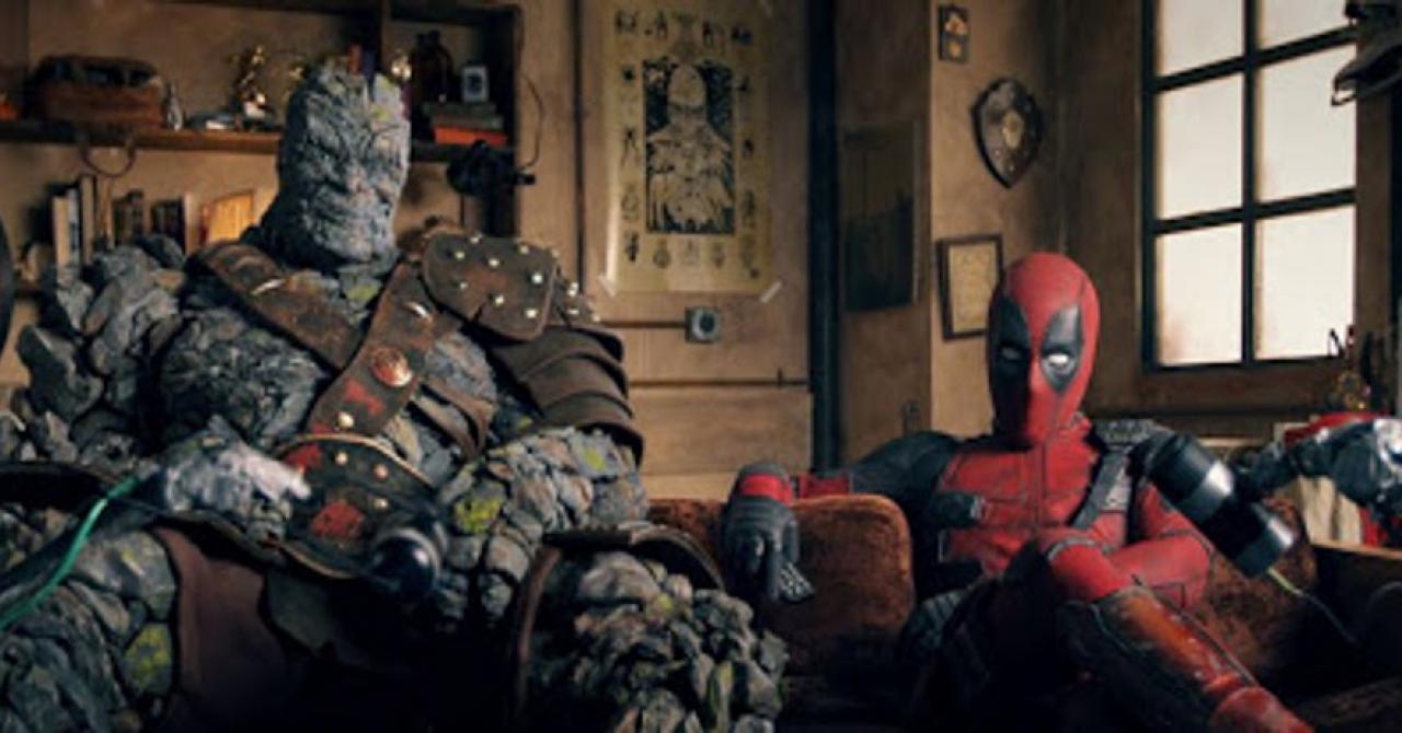 Quand Deadpool aide Ryan Reynolds à faire la promo de Free Guy