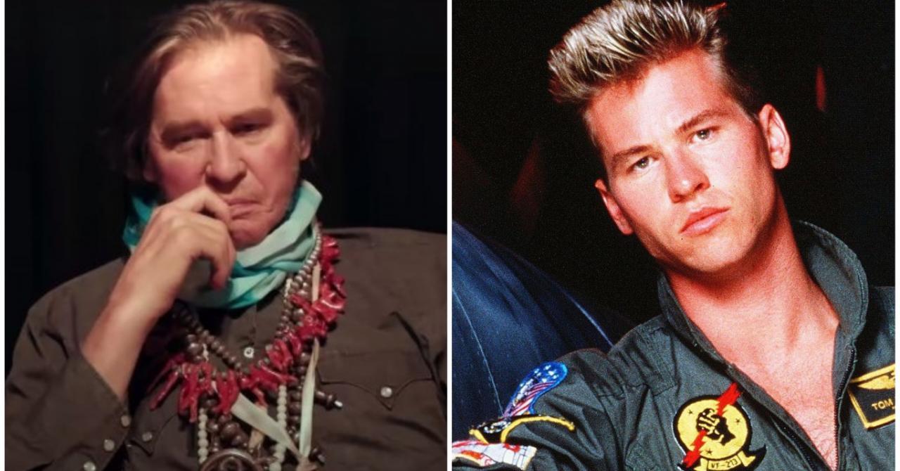 Top Gun Maverick : écoutez la voix artificielle de Val Kilmer