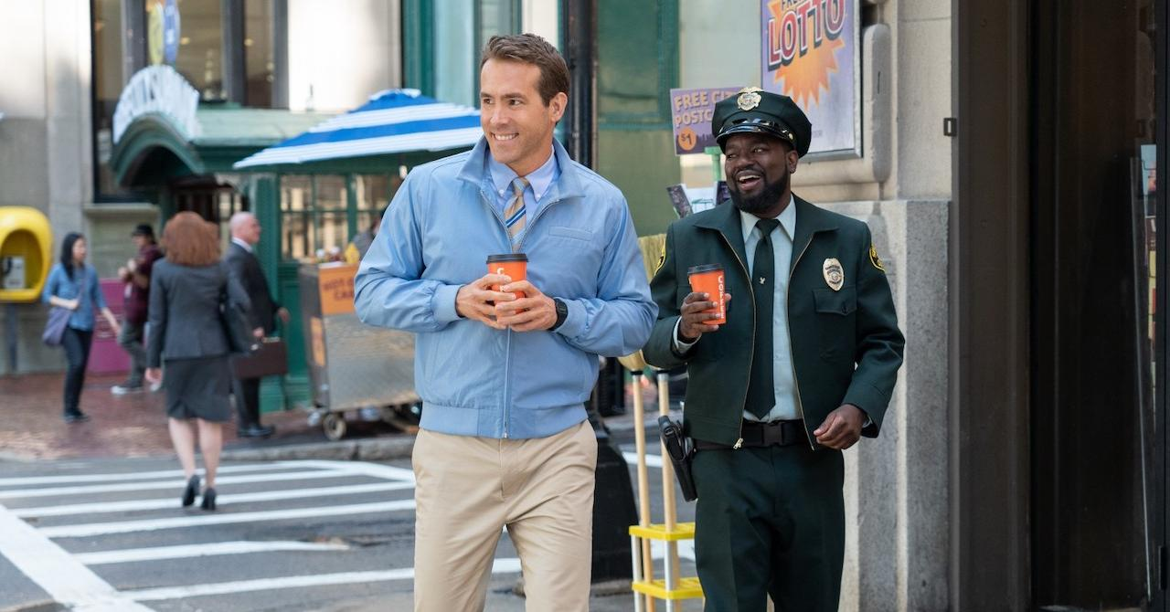 """Read more about the article Free Guy – Ryan Reynolds: """"I grew up learning to laugh at my faults"""" [interview]"""