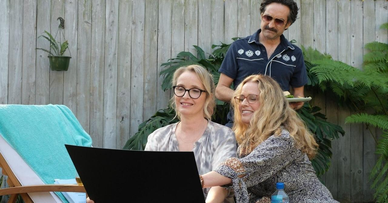 Read more about the article On the Verge: Julie Delpy is already thinking about season 2 [exclu]