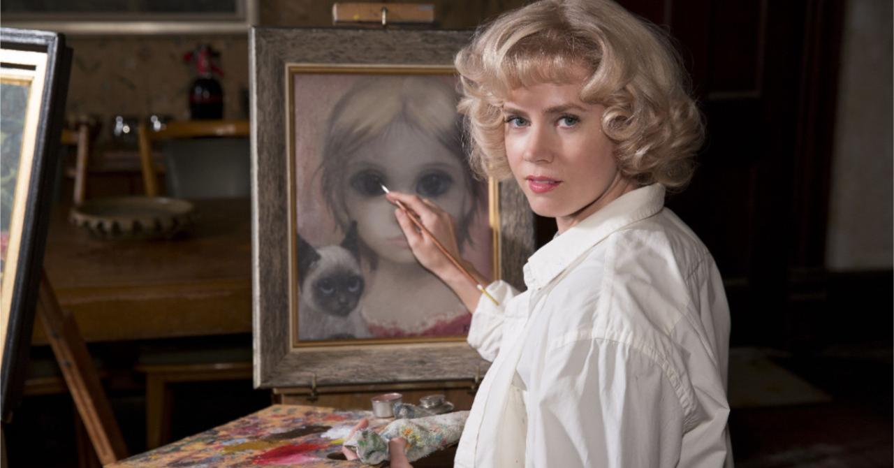 Read more about the article Big Eyes: Open your eyes wide for Tim Burton, Amy Adams and Christoph Waltz [critique]