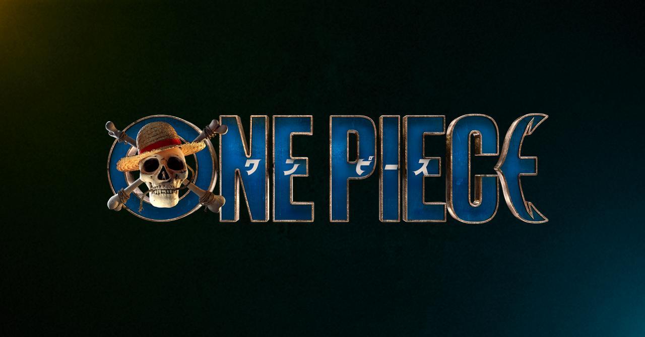 La série One Piece de Netflix avance bien et dévoile son logo