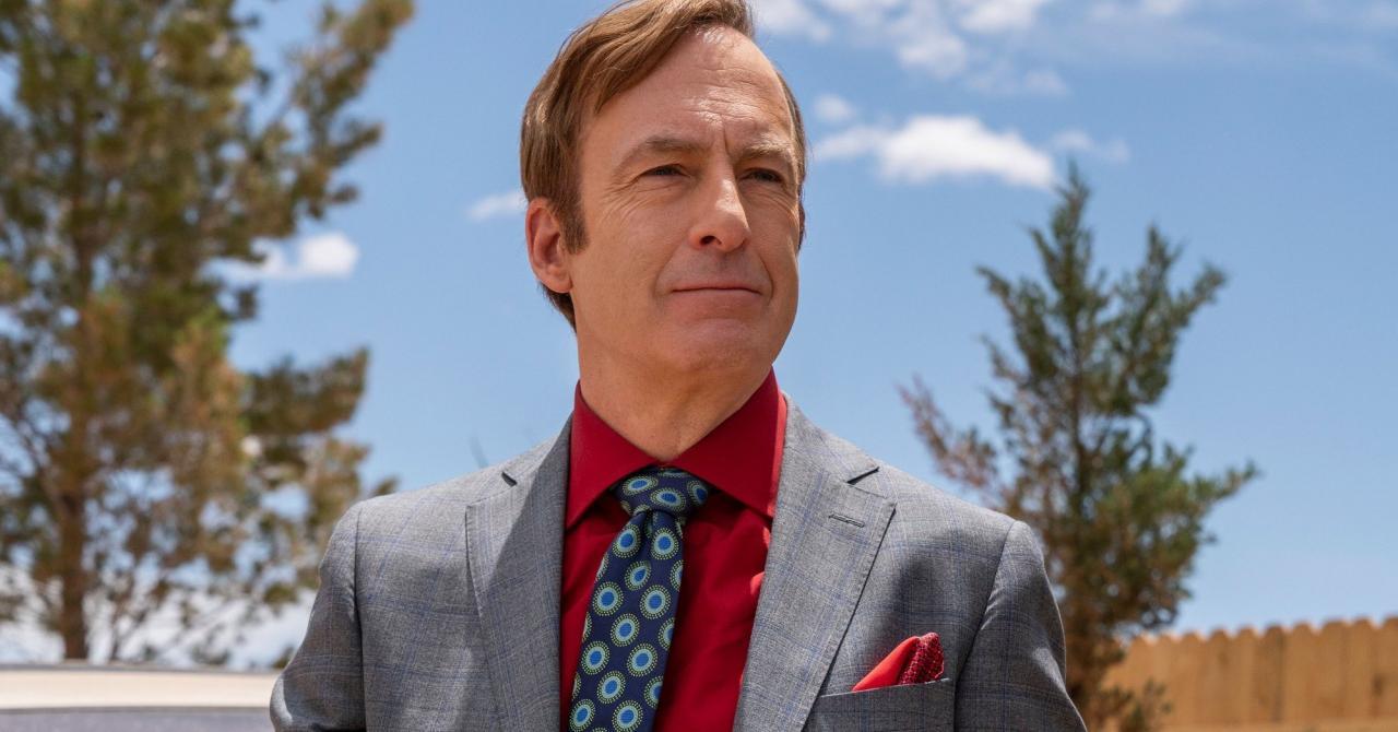 Après son incident cardiaque, Bob Odenkirk est de retour sur le tournage de Better Call Saul