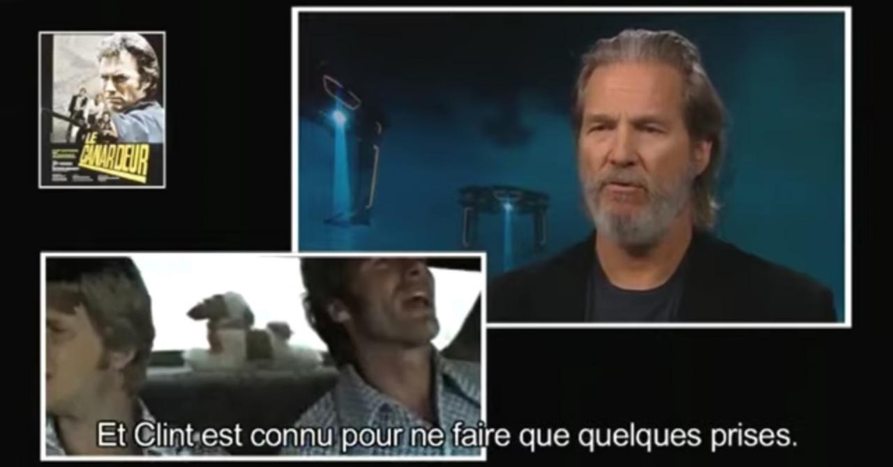 Read more about the article Jeff Bridges talks about the great films of his career [vidéos]