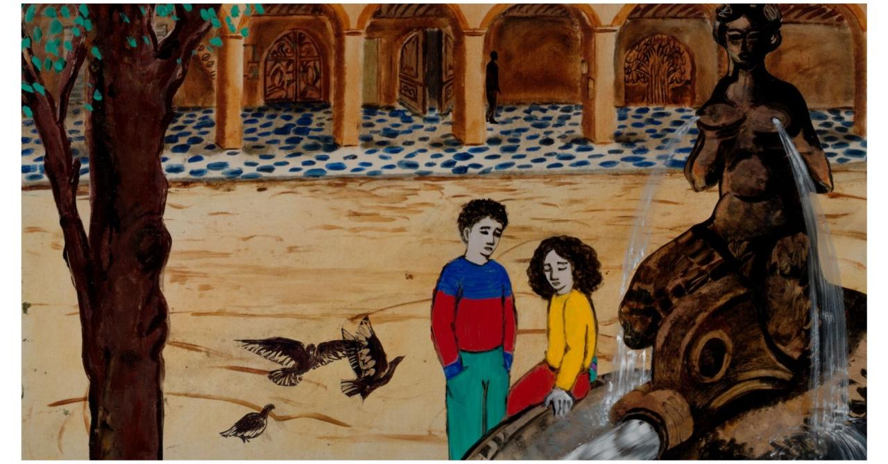 Read more about the article La Traversée: A great animated film about the pain of exile [critique]